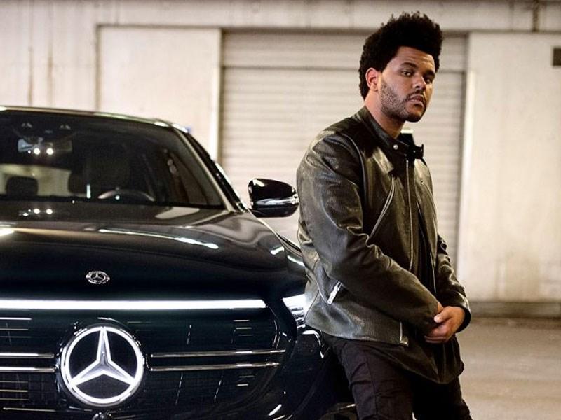Car Avenue Film de la campagne EQC et The Weeknd.
