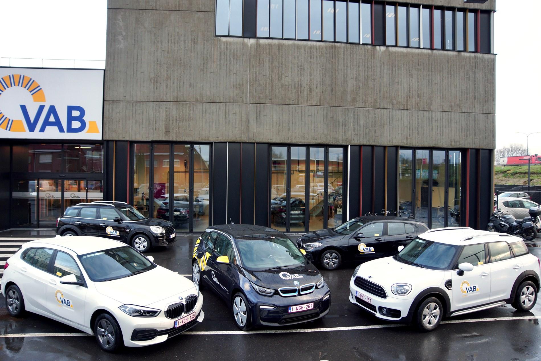 VAB wordt de nieuwe partner voor pechverhelping voor de merken van de BMW Group Belux
