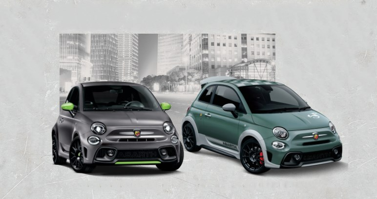 Saloncondities: Abarth gamma - Gent Motors