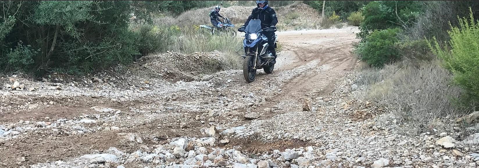 Meeusen Motoren - Doorgedreven Off Road Training
