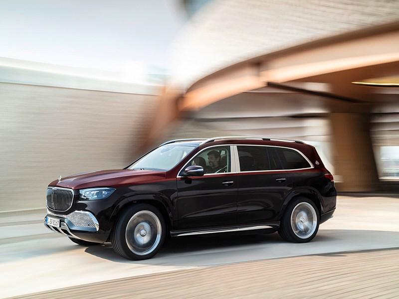 Car Avenue Le nouveau Mercedes-Maybach GLS