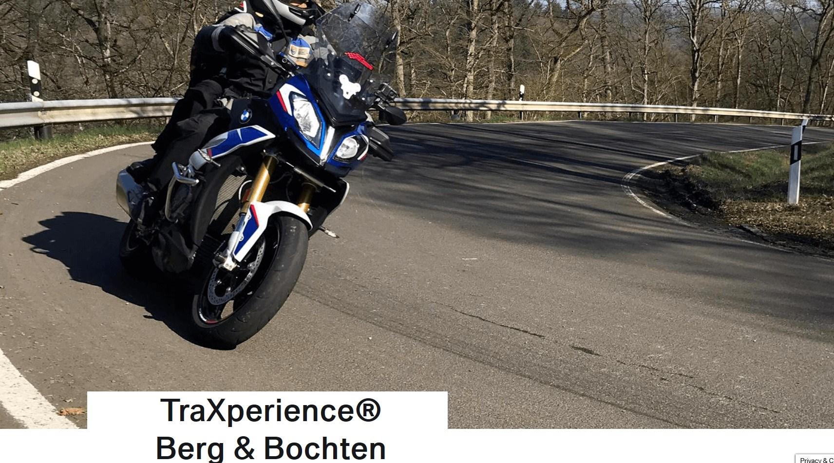 Meeusen Motoren - Bergen en Bochten Training