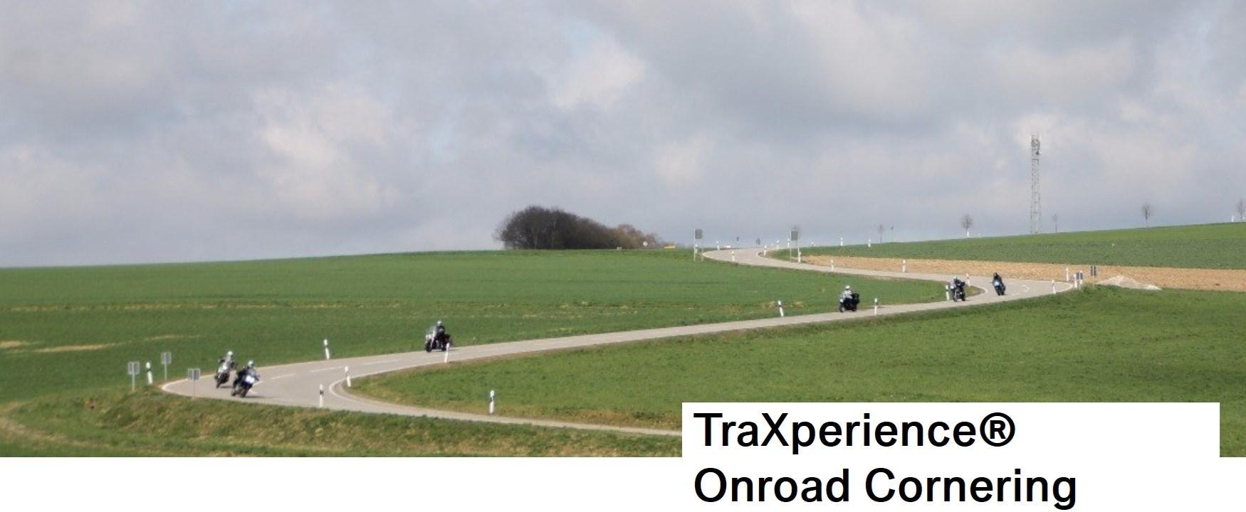 Meeusen Motoren - TraXperience Onroad Cornering - VOLZET