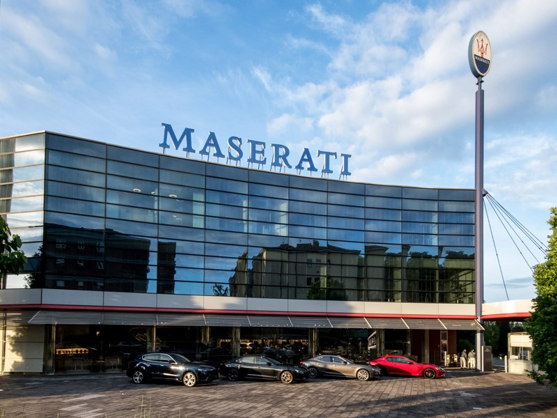 Maserati celebrates 105 years of history and prepares for the start of a new Era