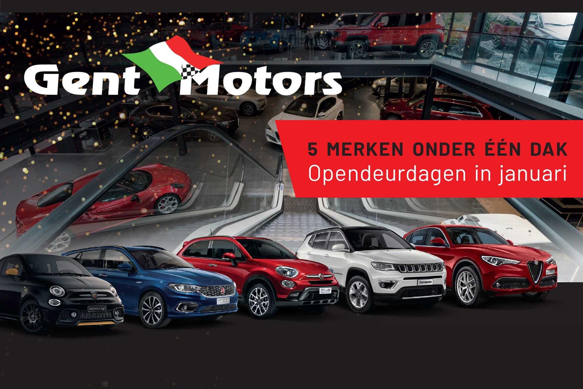 Geniet van interessante saloncondities tijdens het laatste opendeurweekend - Gent Motors