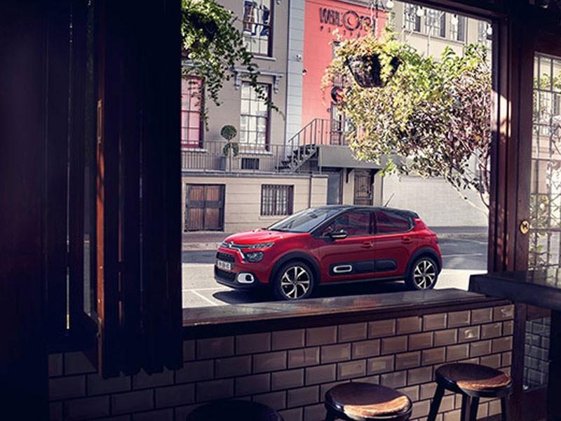 New Citroën C3: nog meer persoonlijkheid en comfort!
