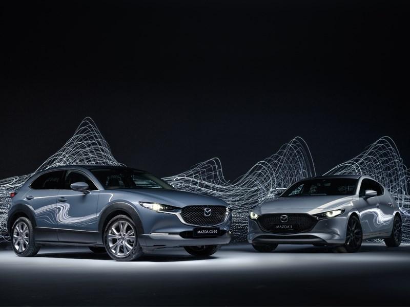 Twee Mazda's bij de drie finalisten van World Car of the Year 2020