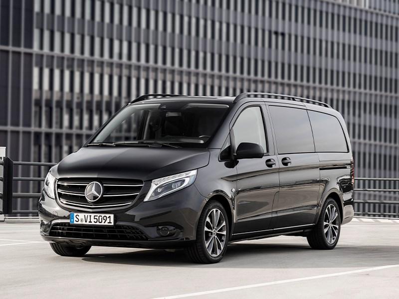 Car Avenue Le Mercedes-Benz Vito renouvelé