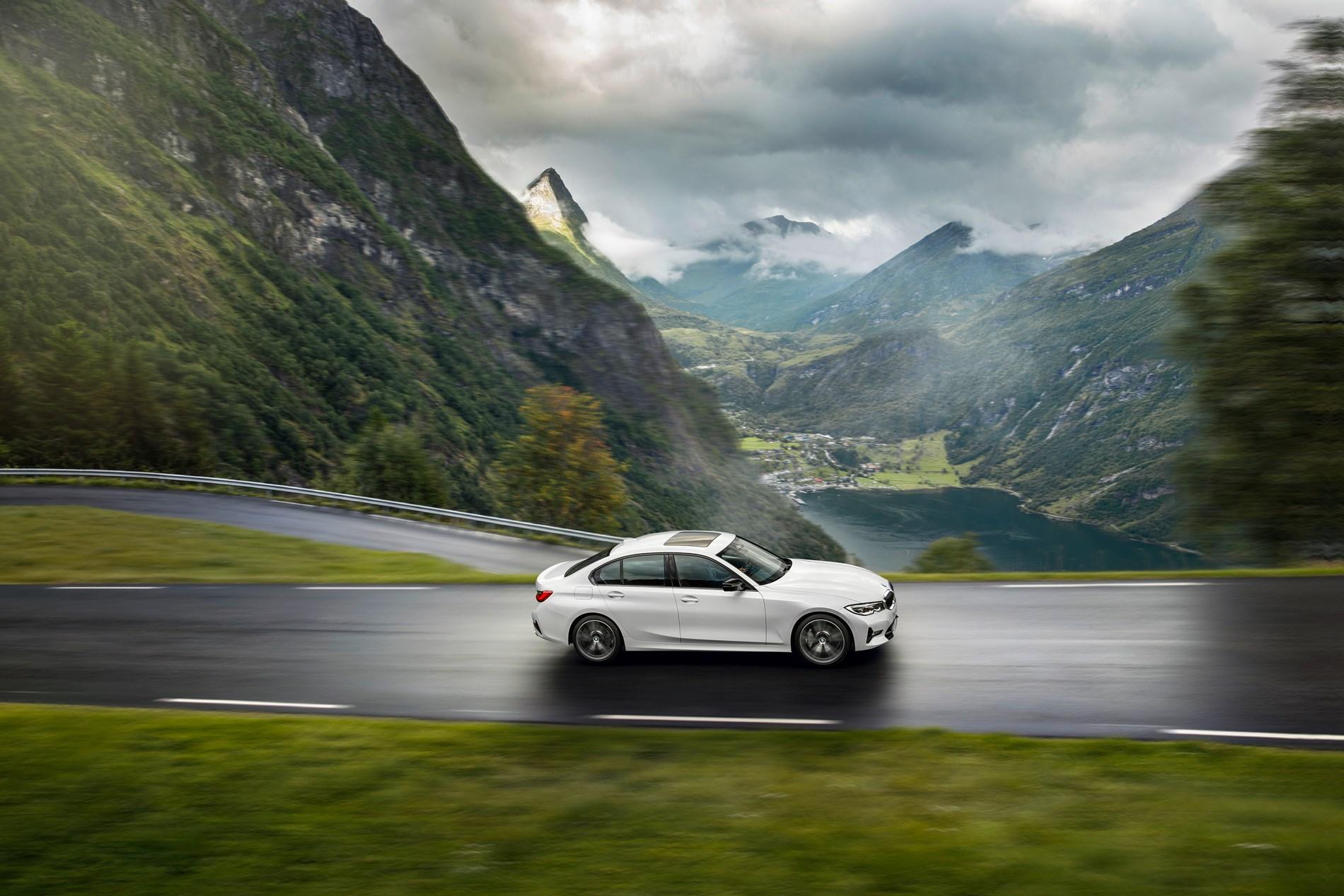 BMW presenteert modelupdates voorjaar 2020