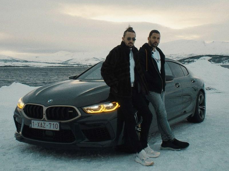 BMW Belux – ambassadeurs Dimitri Vegas & Like Mike in CNN-documentaire
