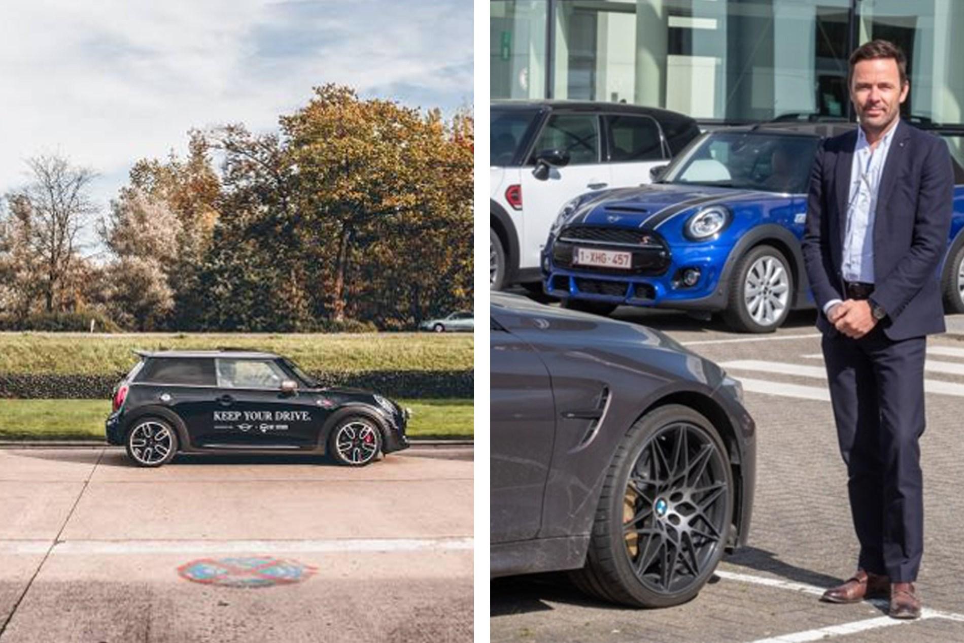 BMW & MINI Belux in tijden van COVID -19