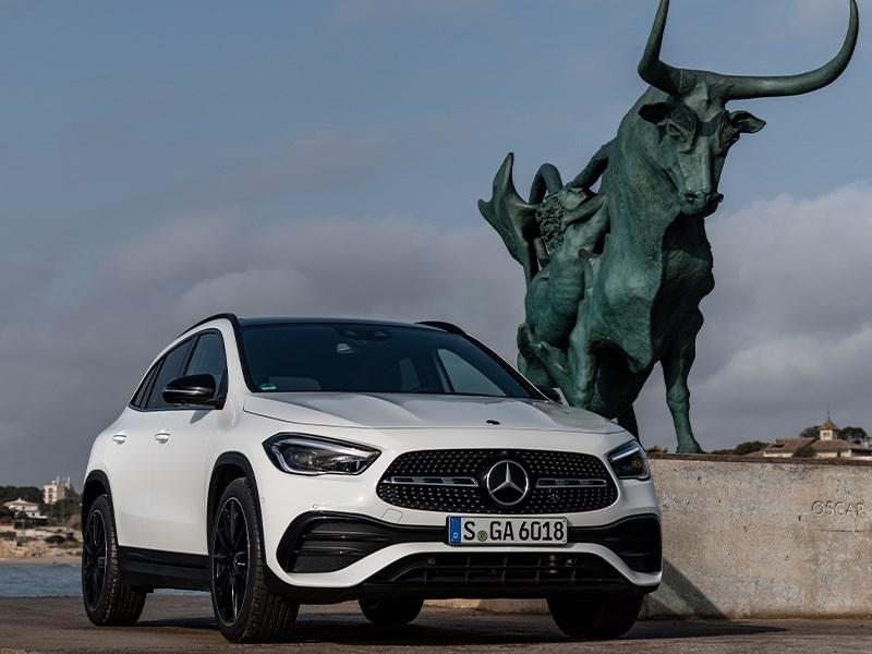 Car Avenue Le nouveau Mercedes-Benz GLA