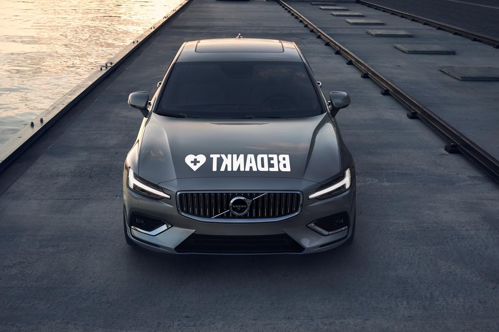 """Volvo zegt """"TKNADEB"""" aan zorgverleners"""
