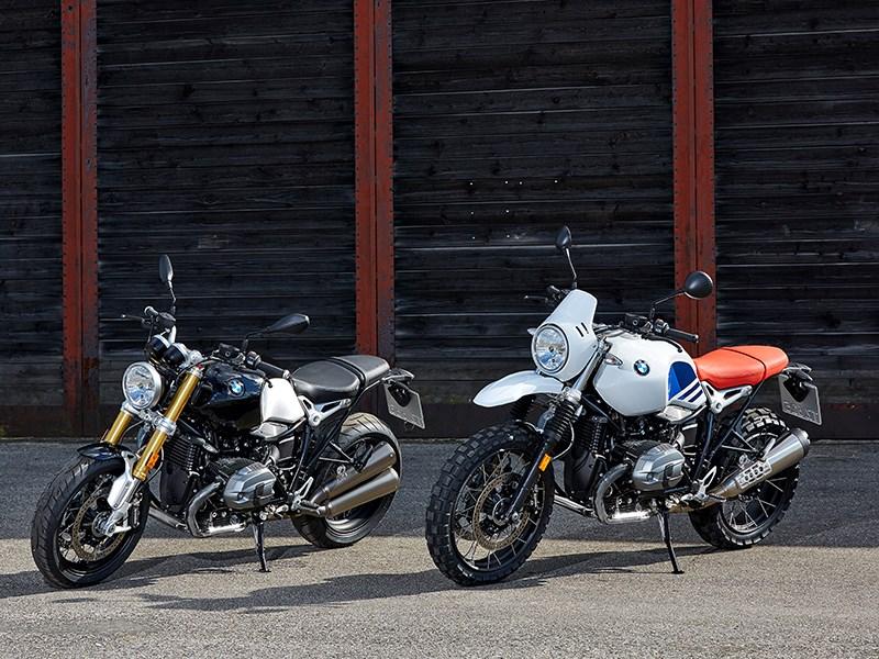 De nieuwe BMW R nineT en R nineT Urban G/S.