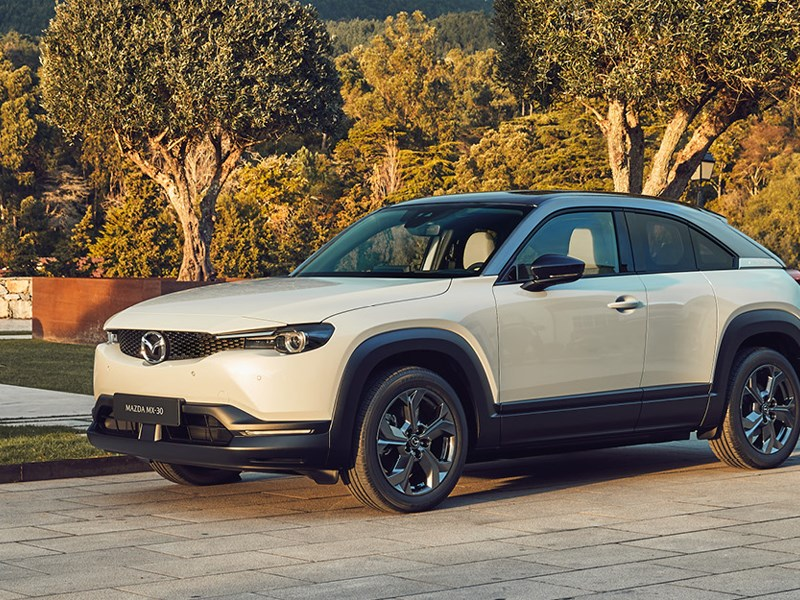 Mazda CX-30 en MX-30 krijgen Red Dot Award