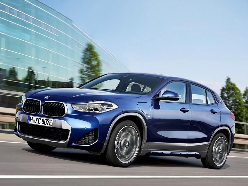 De nieuwe BMW X2 xDrive25e