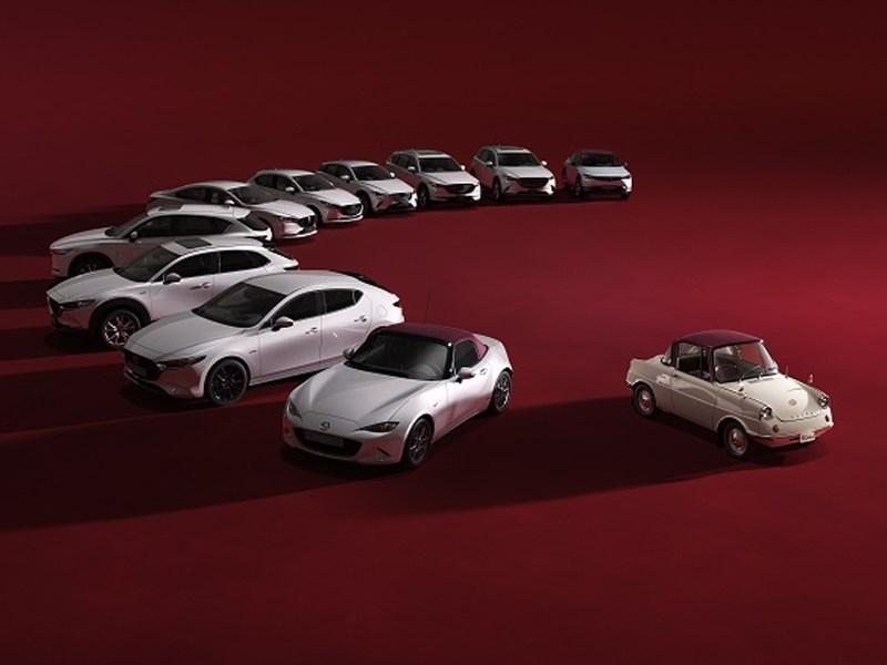 Mazda brengt speciale edities uit