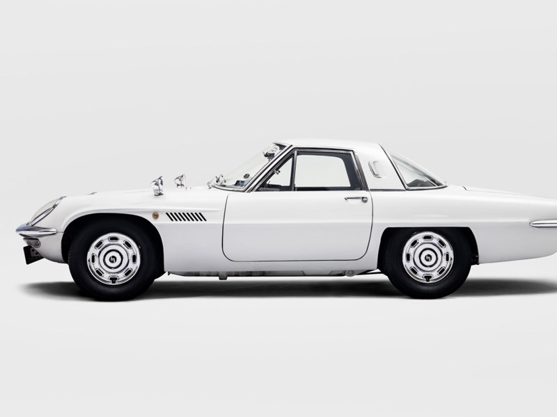 60 jaar Mazda Coupé-design
