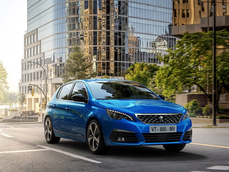 Nieuwe Peugeot 308 Range