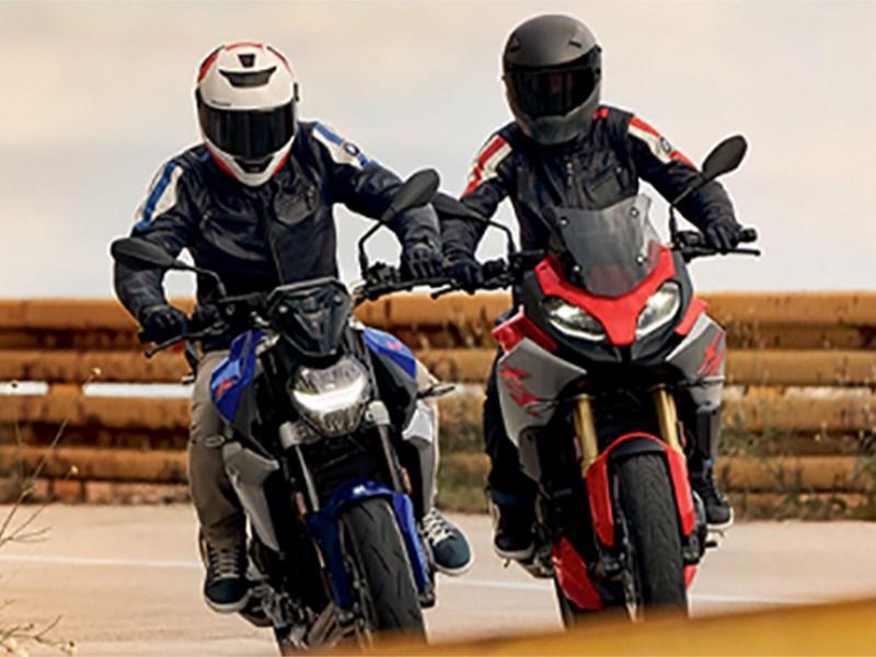 F900R, F900XR et S1000 XR… Testez-les !
