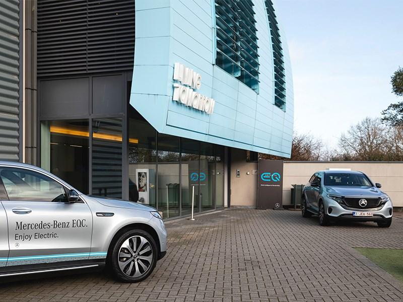 Car Avenue Mercedes-Benz, partenaire de Living Tomorrow