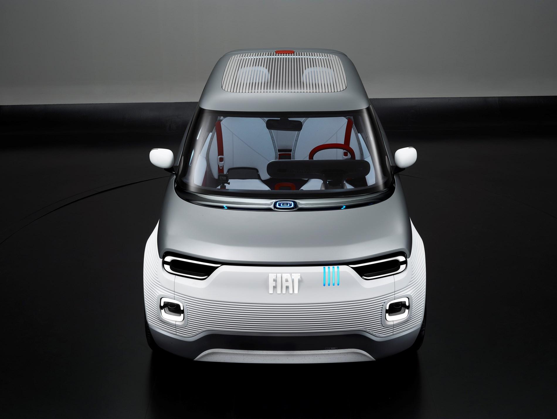 Fiat Centoventi verkozen tot « Best Concept Car of 2019 » door Car Design News - Gent Motors