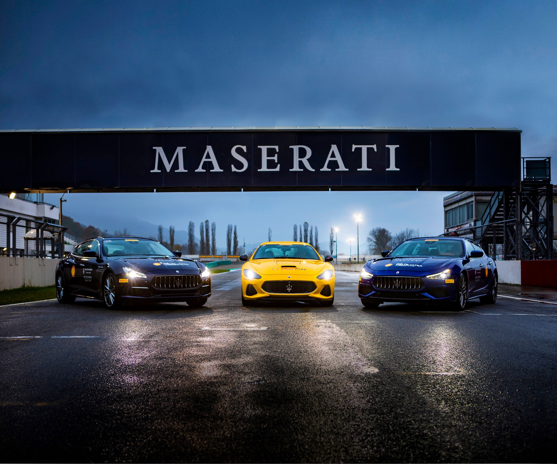 The new season of Master Maserati programme gets underway