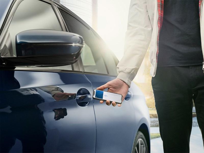 iPhone wordt autosleutel: nieuwe samenwerking tussen BMW en Apple