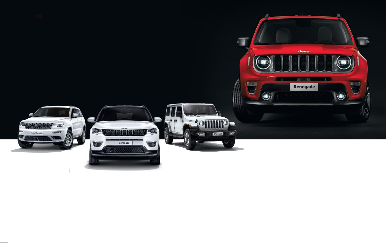 Jeep: Like it? Drive it! - Gent Motors