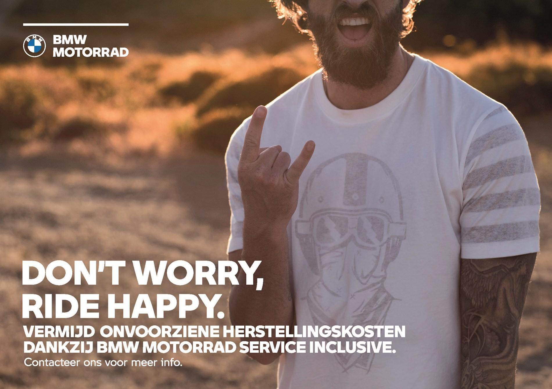 BMW Motorrad Service Inclusive