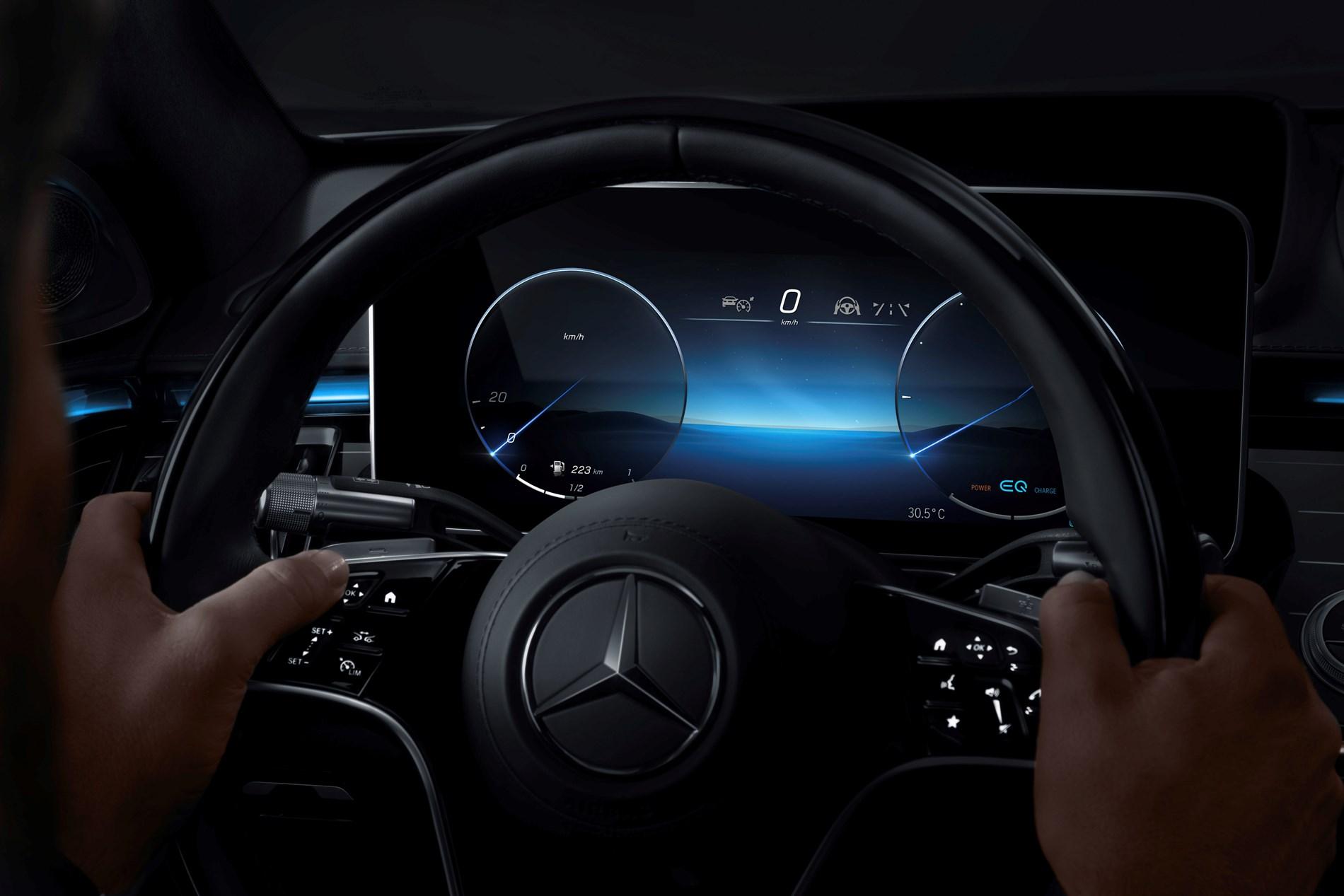 Car Avenue Meet the S-Class DIGITAL : « My MBUX » (Mercedes-Benz User Experience)