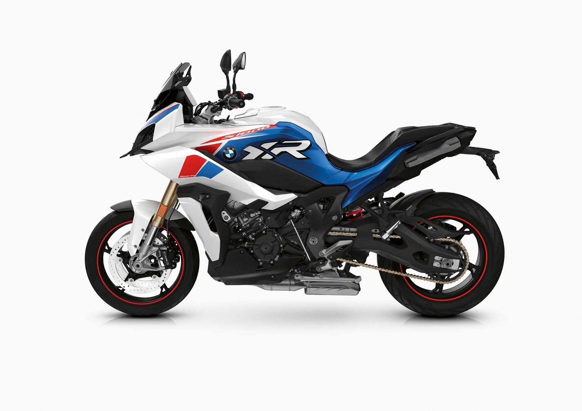 BMW Motorrad modelupdates voor 2021