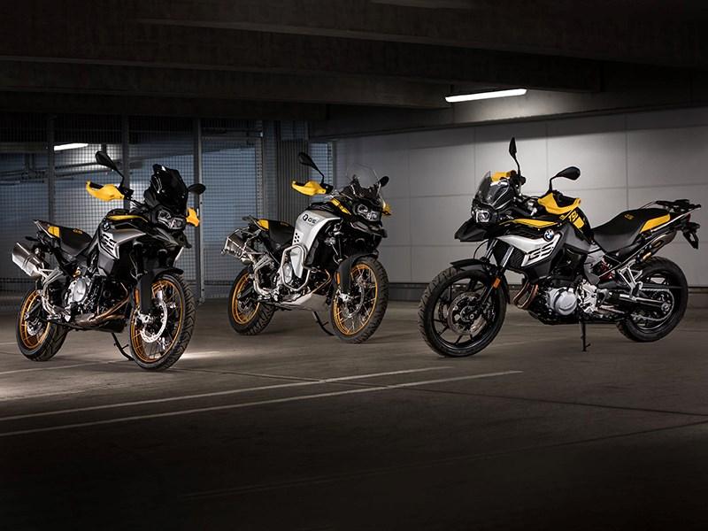 Nouvelles BMW F 750 GS, F 850 GS et BMW F 850 GS Adventure.