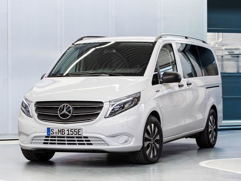 Car Avenue La vente du nouveau Mercedes-Benz eVito Tourer est lancée