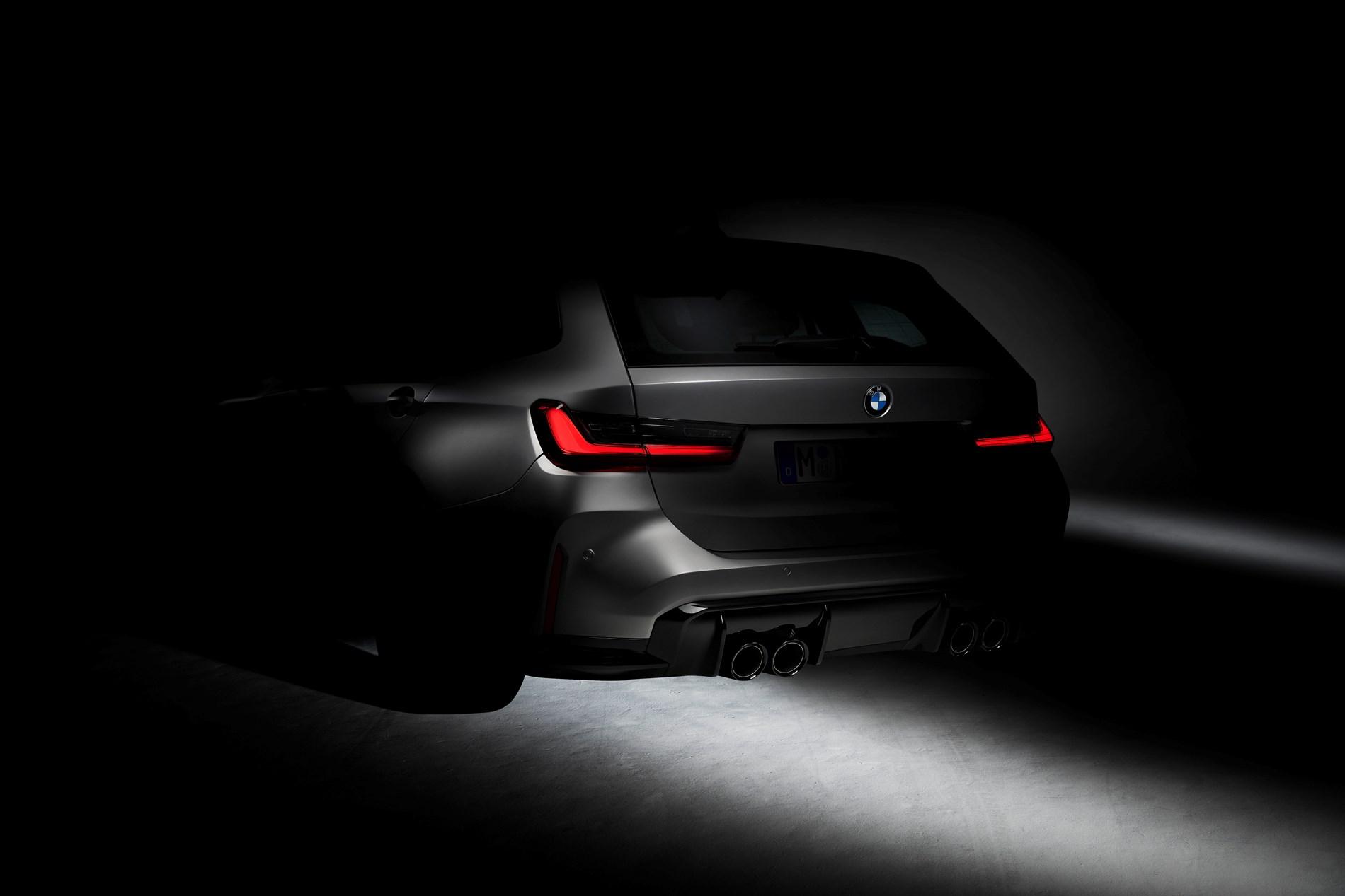 BMW M GmbH start testritten met allereerste BMW M3 Touring.