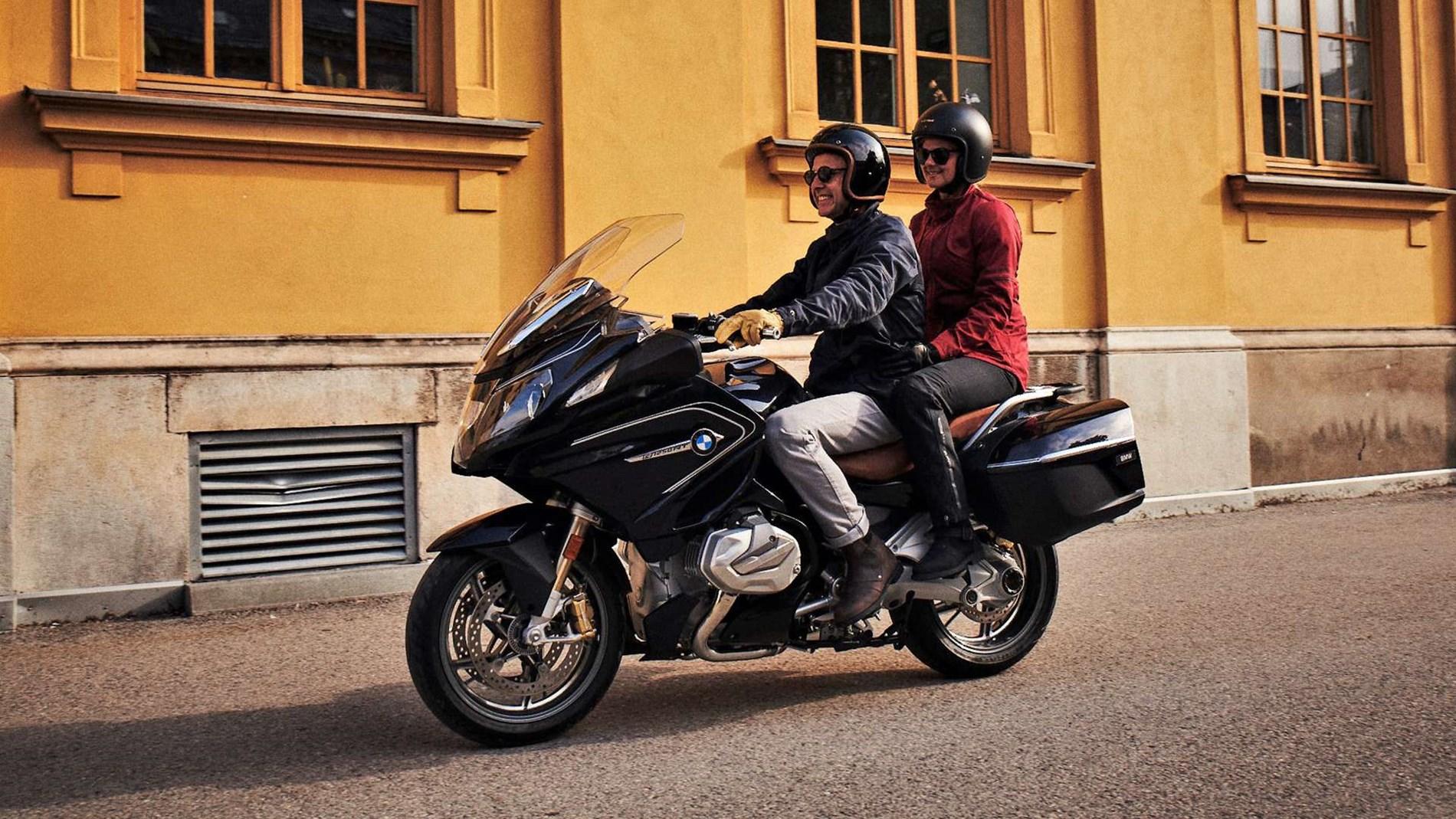 De BMW R 1250 RT Option 719 - ***VERKOCHT***