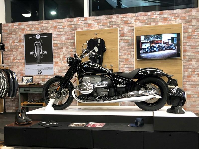 Ontdek de BMW R 18 in onze showroom!