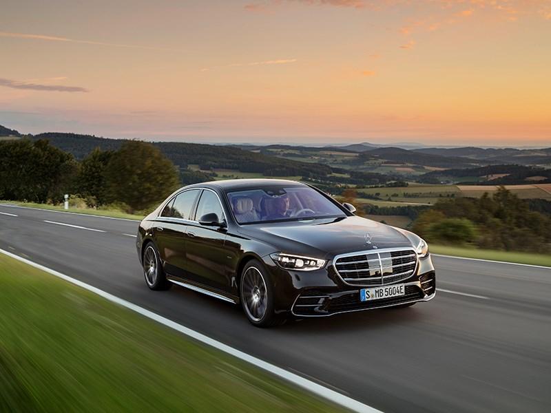Car Avenue La nouvelle Mercedes-Benz Classe S: redécouvrir le luxe automobile