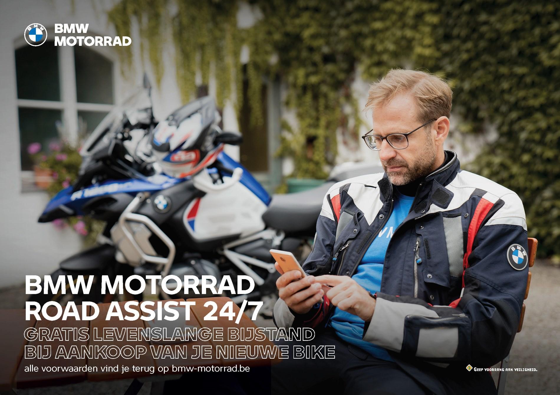 BMW Road Assist