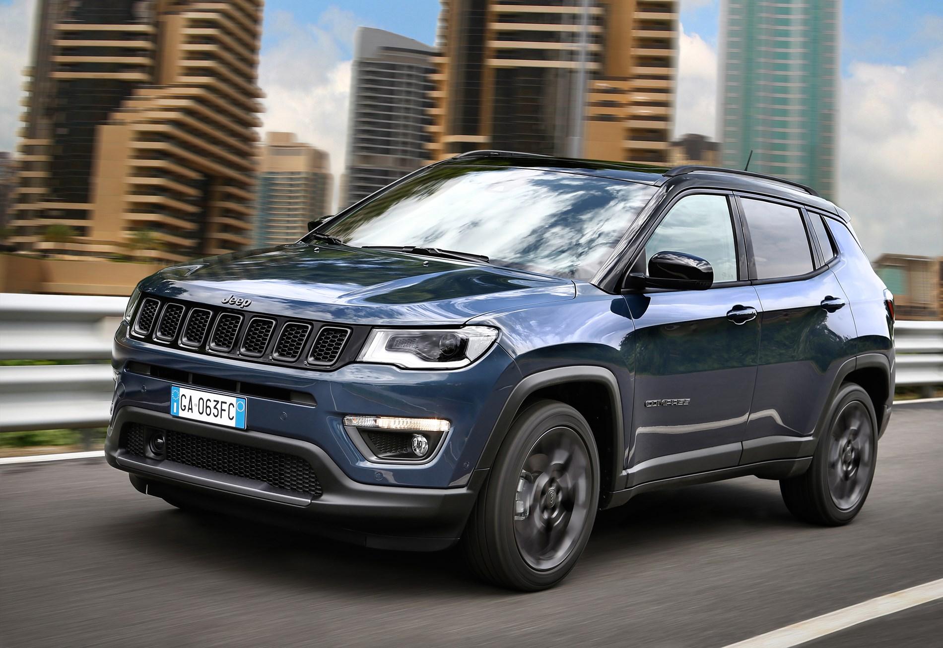 De nieuwe Jeep Compass - Gent Motors