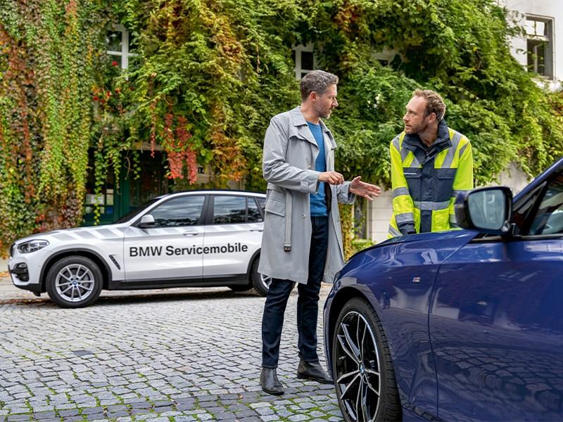 Gratis levenslange bijstand voor trouwe klanten van BMW, MINI en BMW Motorrad