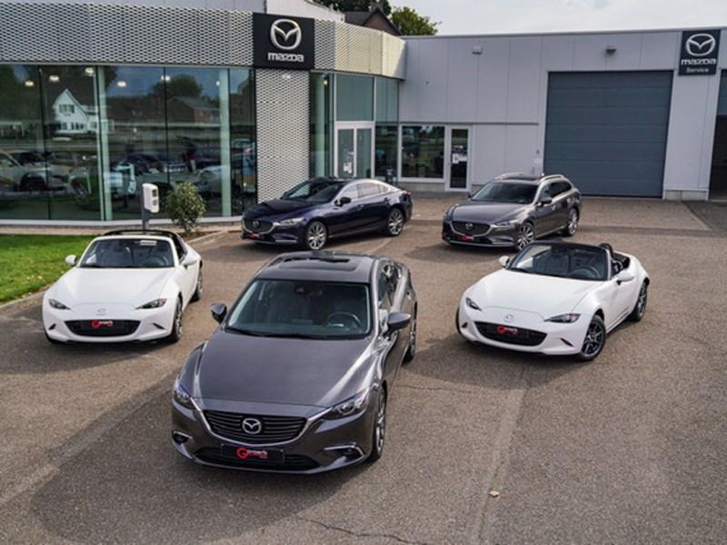 Uitzonderlijke voordelen op de Mazda MX5 en Mazda6