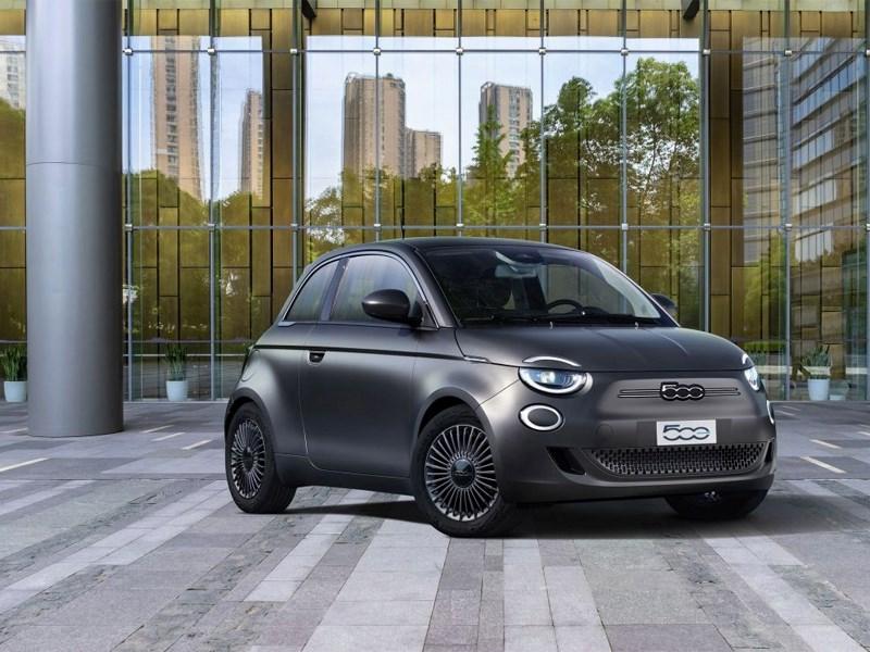 De Fiat New 500 wint de prijs