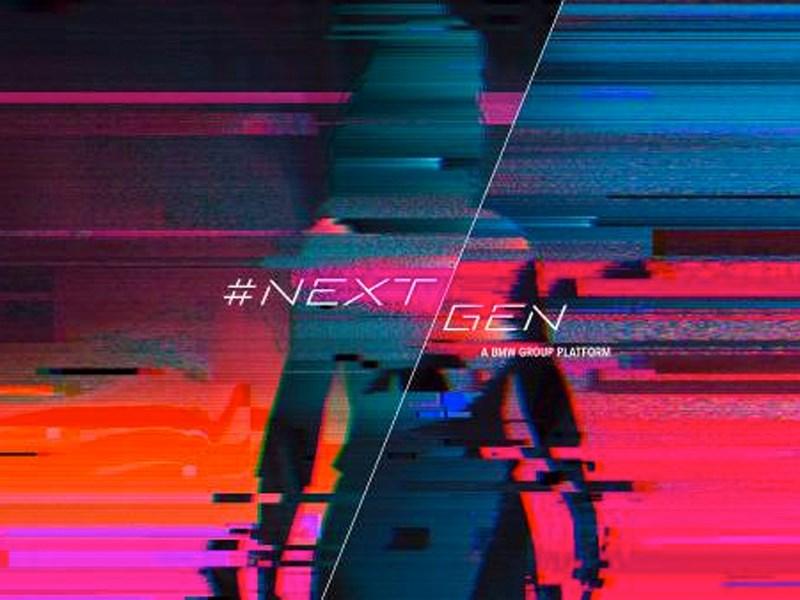 BMW Group stelt wereldpremières en toekomstvisie voor op digitaal event #NEXTGen