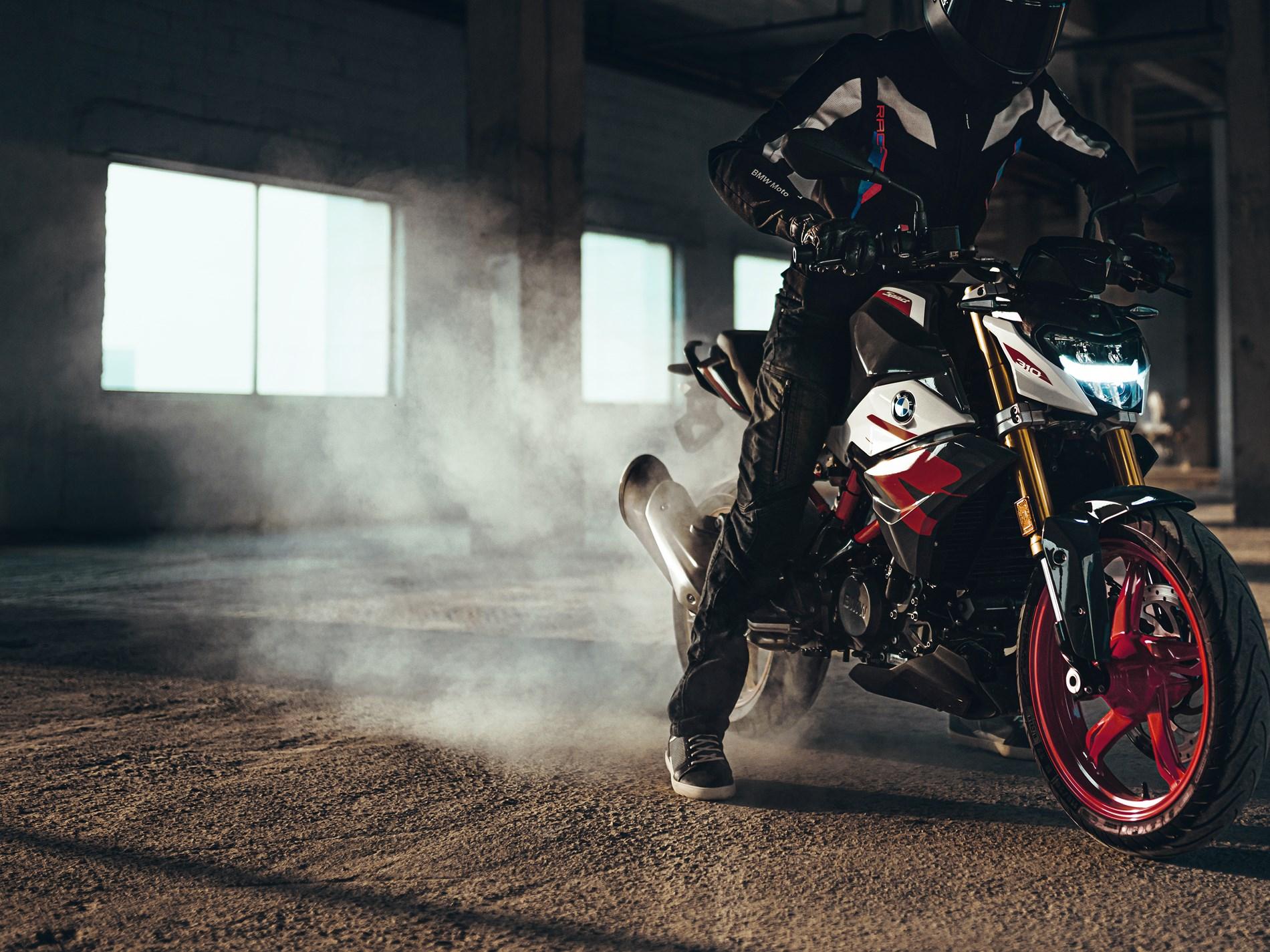 BMW Motorrad presenteert nieuwe BMW G 310 R.