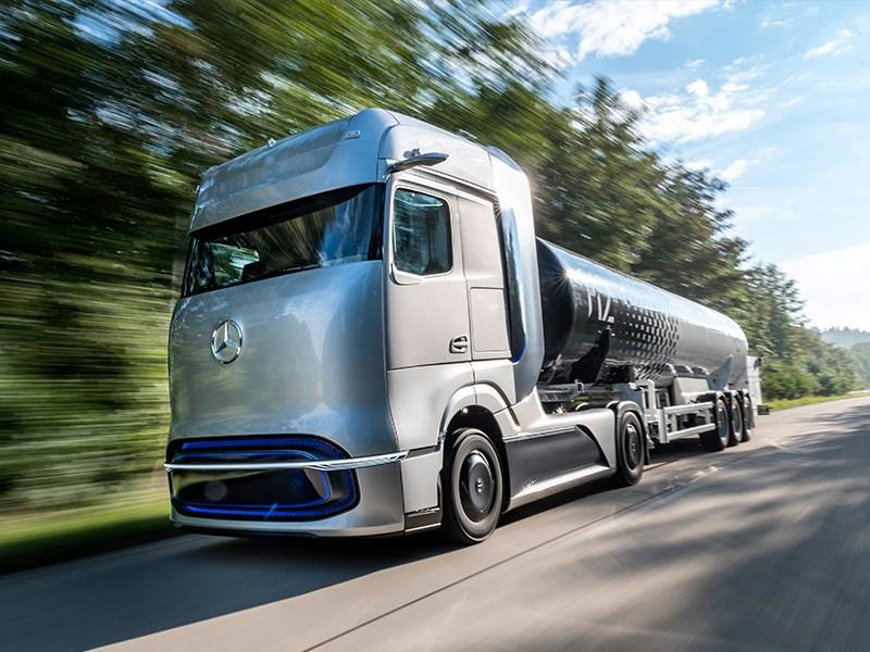 Samenwerking Linde en Daimler Truck AG