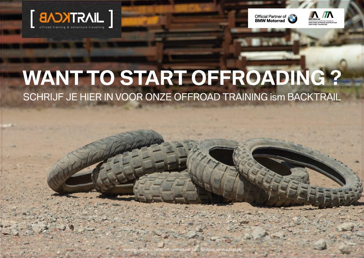 Basis Off Road Training Geraardsbergen - VOLZET