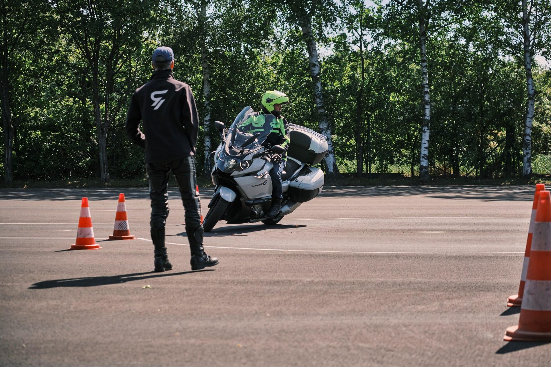 Ultieme motorbeheersing - TraXperience Control - NOG 4 PLAATSEN