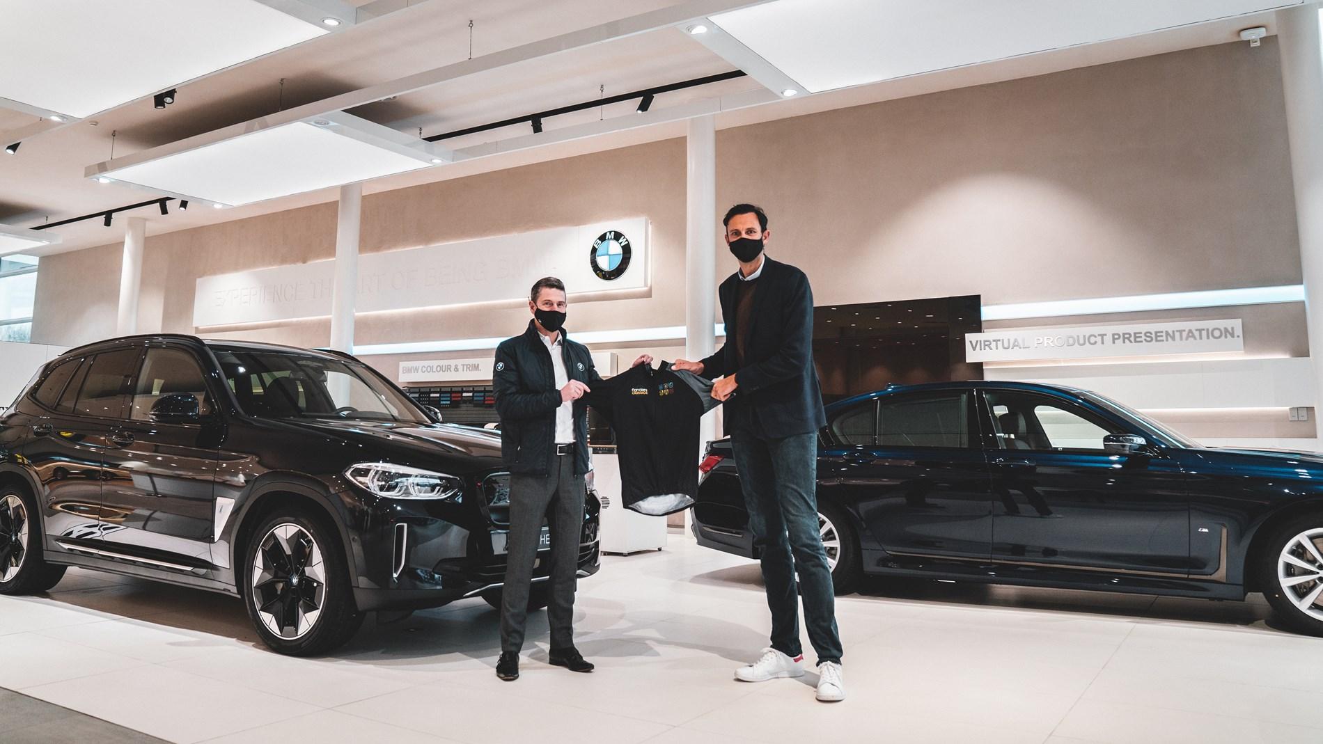 BMW nieuwe wagenpartner van Flanders Classics