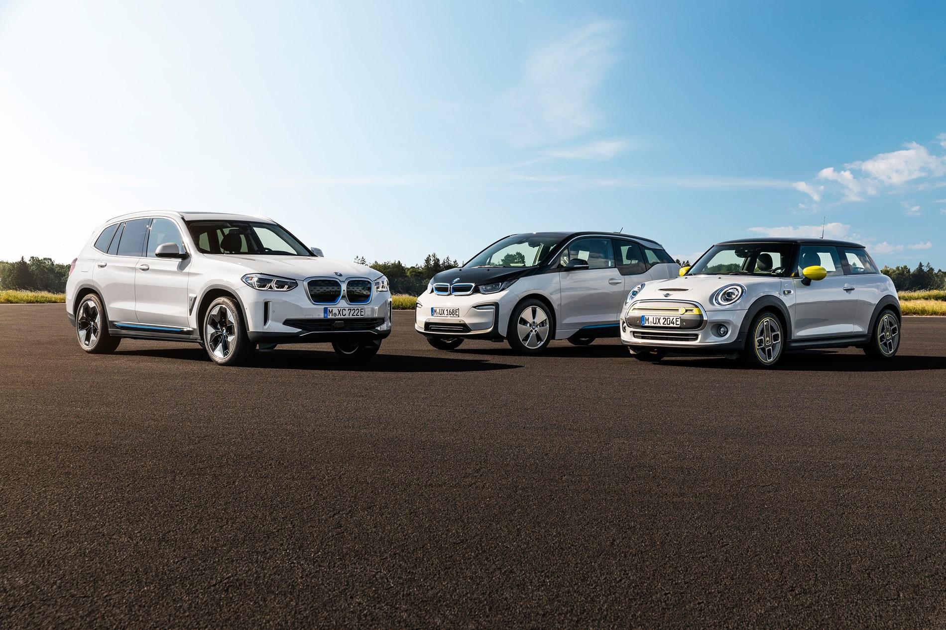 Elektrificatie, doorgedreven digitalisering en flexibiliteit houden merken BMW Group Belux aan de top in 2020